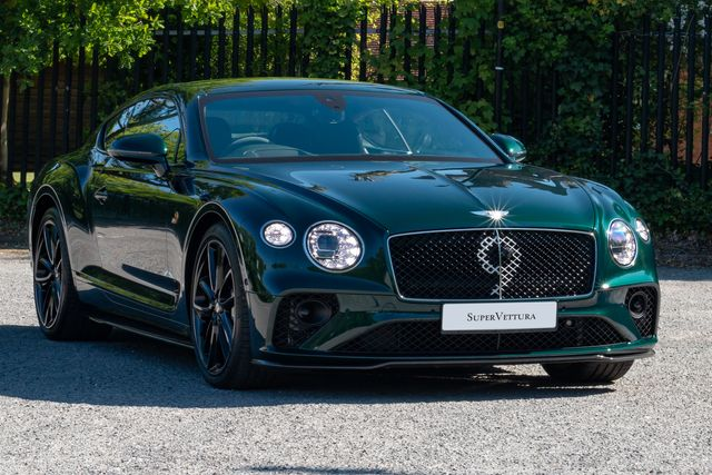 2019 Bentley Continental GT Number 9 Edition