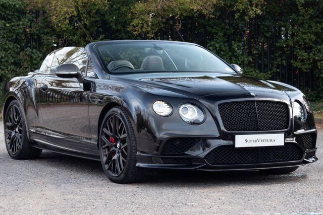 2018 Bentley GTC Supersports 710