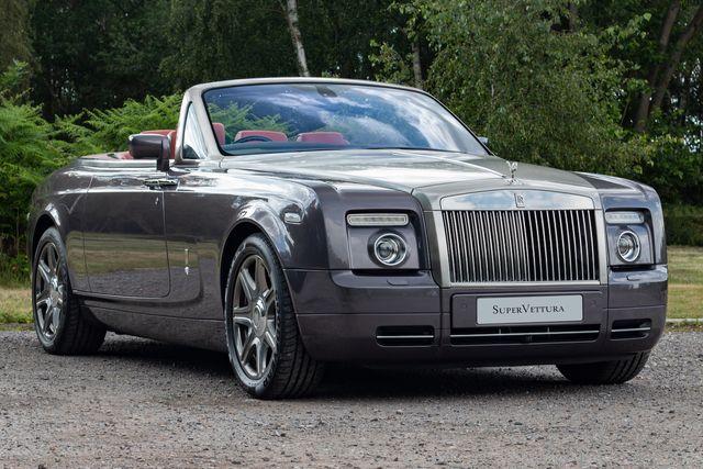 2008 Rolls-Royce Phantom Drophead