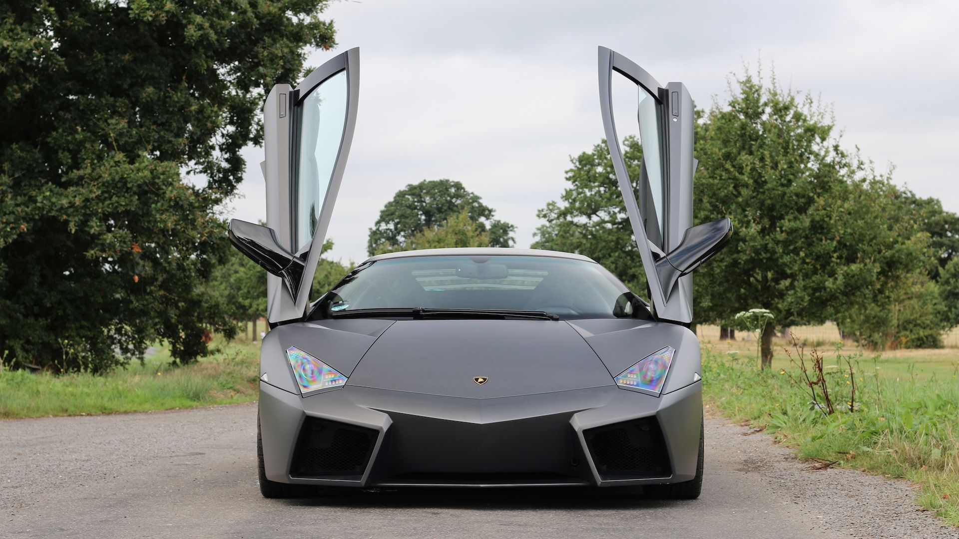 These Are The Rarest Lambos Ever Made