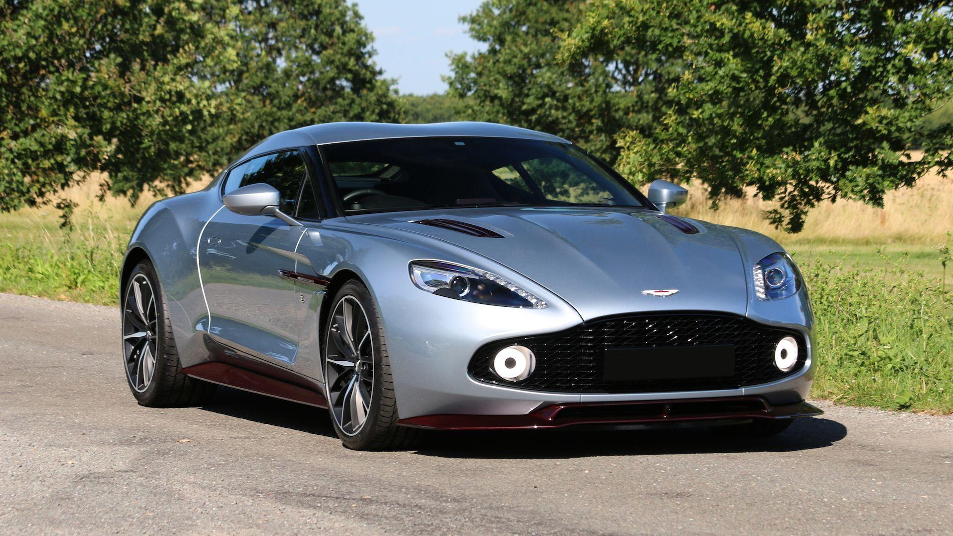 2018 Aston Martin V12 Vanquish Zagato Coupe For Sale Official Uk Koenigsegg Dealer Supervettura